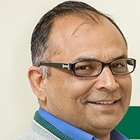 Dr. Autar Kaw headshot