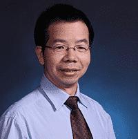 Ronghuai Huang headshot